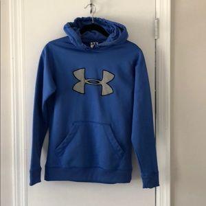 Women's under armour hoodie size medium
